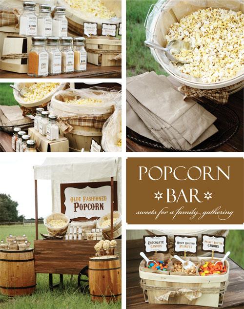 popcorn-collage